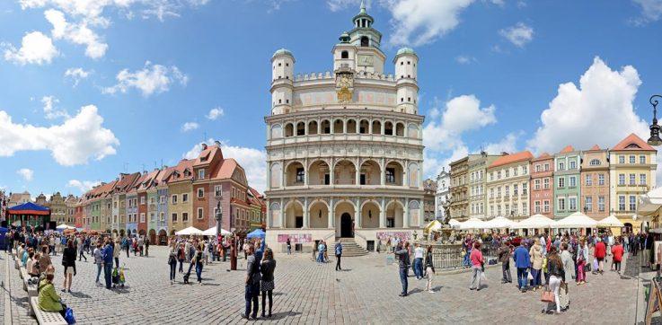 Atrakcje w Poznaniu
