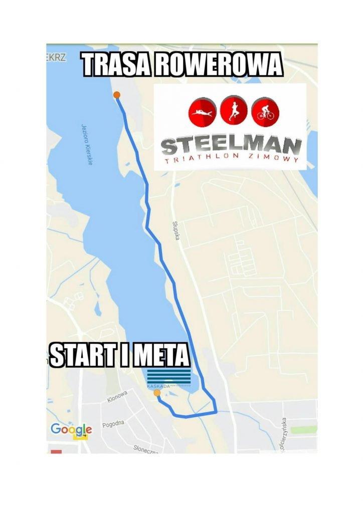 Trasa SteelMan