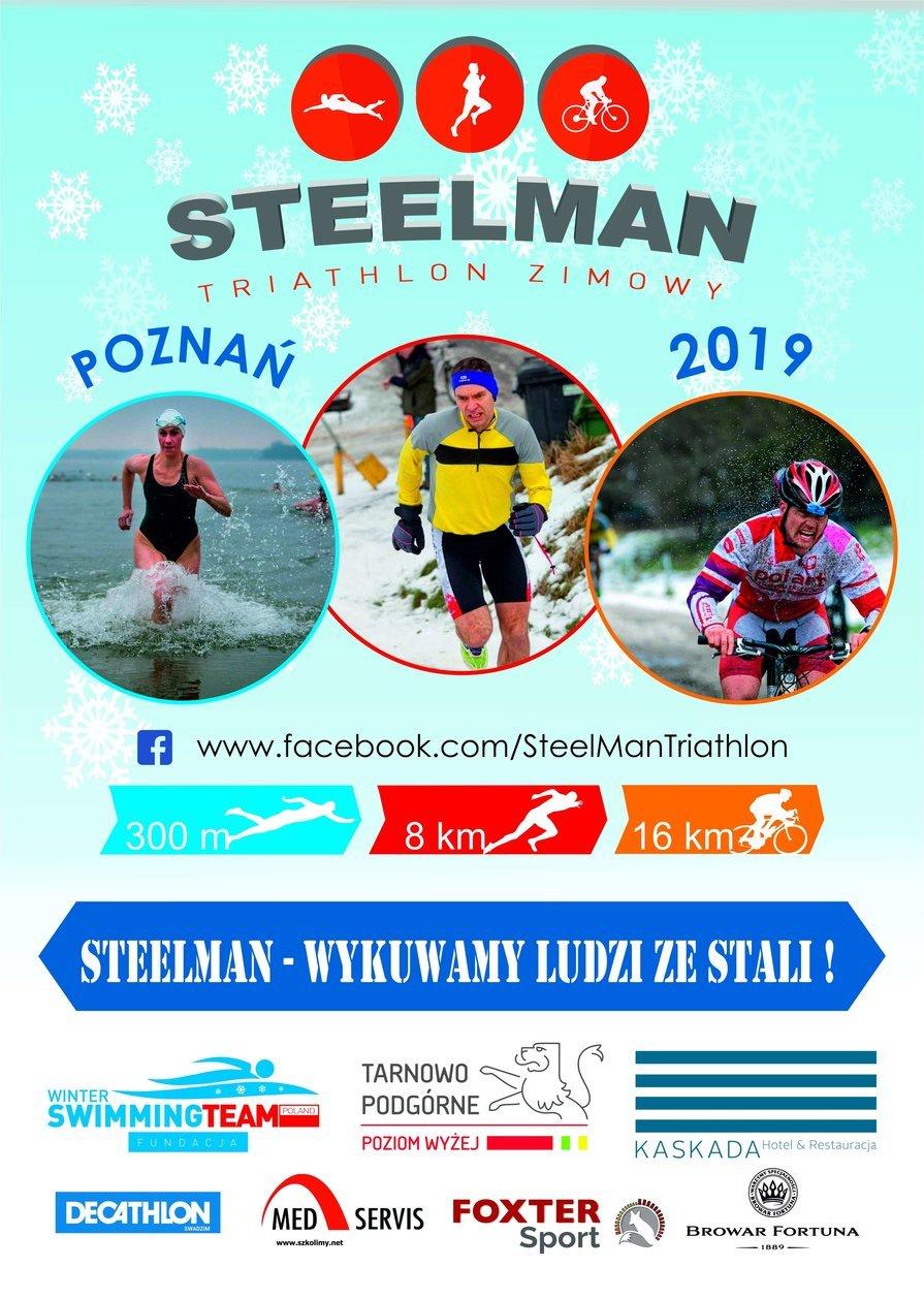 Plakat SteelMan